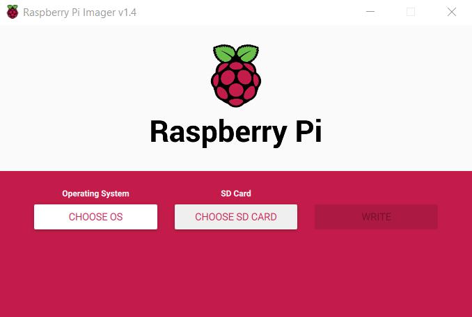 Instalator Raspberry Pi OS dla Windows